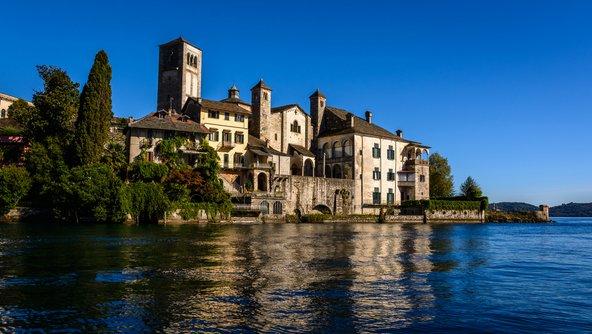 אגם אורטה, הרומנטי מבין האגמים של צפון איטליה