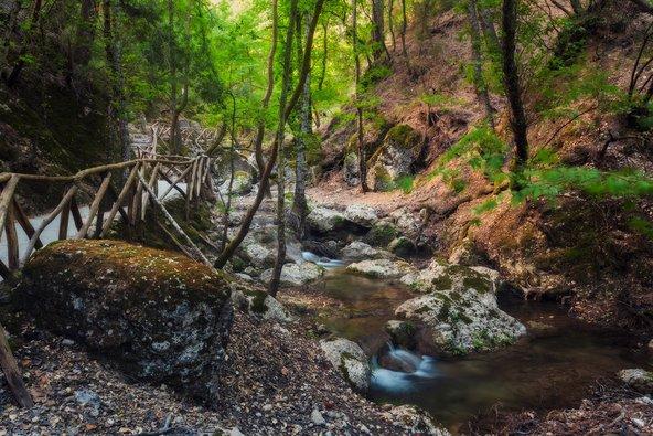 עמק הפרפרים, מאתרי הטבע היפים של רודוס