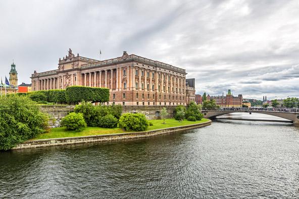 הפרלמנט השוודי