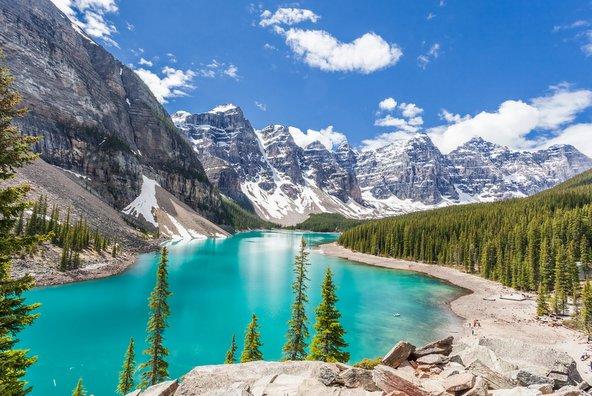הרוקיס הקנדיים: 10 אתרים שאסור להחמיץ