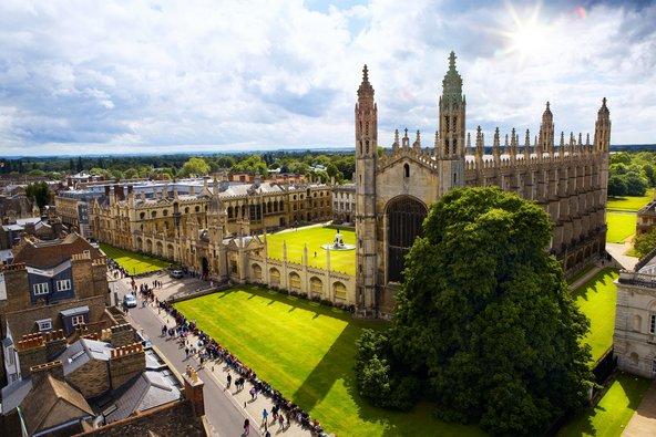 אוניברסיטת קיימברידג', מהטובות והמפורסמות בבריטניה