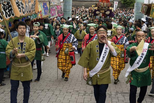 פסטיבלים בטוקיו ובקיוטו