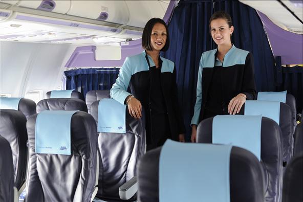 מחלקת עסקים בטיסה של ASL. כרטיס הלוך ושוב לפריז במחלקת עסקים יעלה החל מ-619 דולר