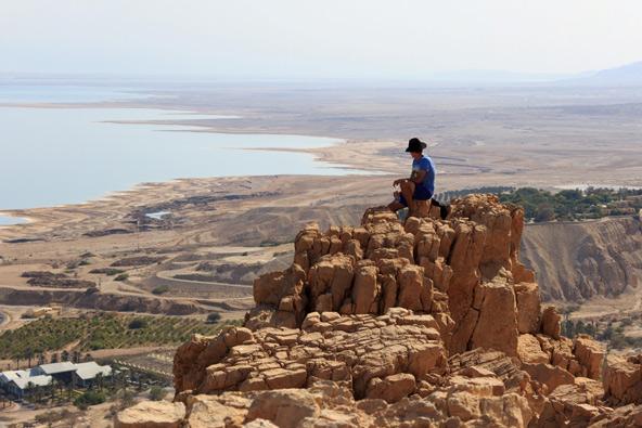 טיולים באזור ים המלח ומדבר יהודה