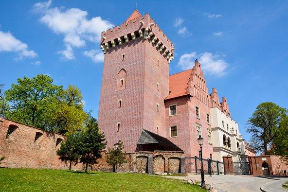 המצודה המלכותית. בעבר ארמון מלכותי, היום מרכז תרבות