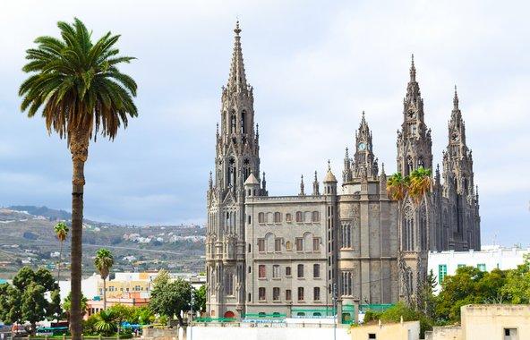 כנסיית סן חואן בטיסטה בעיירה ארוקאס