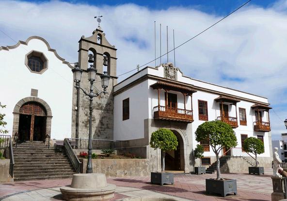 בית העירייה של איקוד דה לוס וינוס