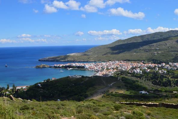 האי אנדרוס מציע כל מה שצריך לחופשה מושלמת הרחק מן ההמון הסואן