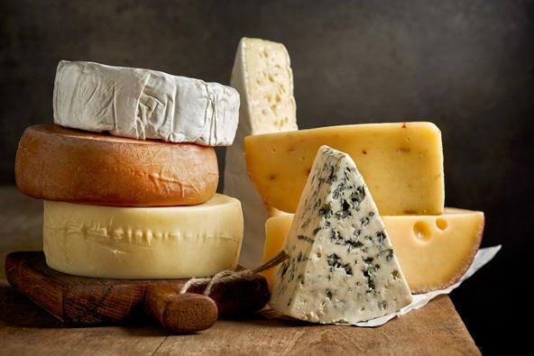 החידון הגיאוגרפי – ספיישל גבינות