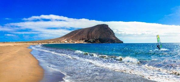 חוף אל מדאנו, החביב במיוחד על גולשים
