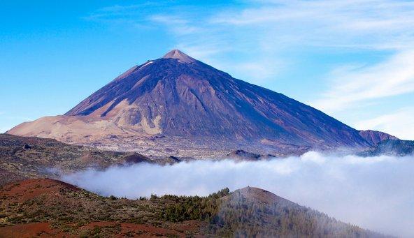 הר הגעש טיידה, ההר הגבוה ביותר באיים הקנריים (ובספרד כולה)