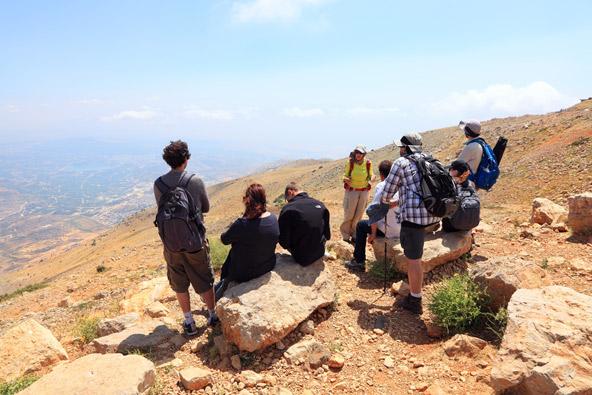 מורה דרך מדריך תיירים וישראלים, בקבוצות קטנות וגדולות