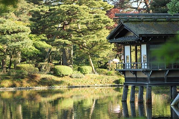צילום נוף של יפן