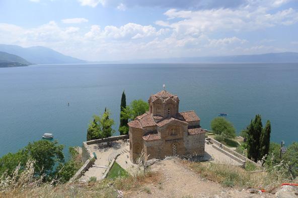 אגם אוכריד, מהיפים באגמי הבלקן | צילום: נעם תדהר