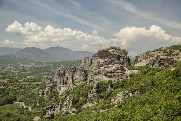 מטאורה, אחד מאוצרות הטבע והתרבות המופלאים של יוון