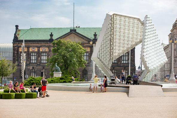 המוזיאון הלאומי, אחד המוזיאונים הגדולים בפולין