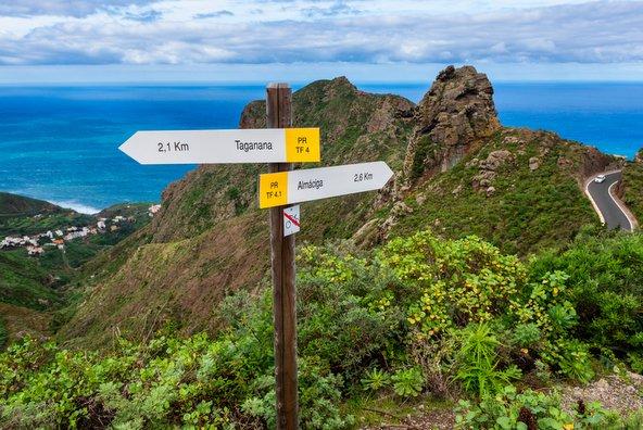 טיולים בטנריף: שבוע ברחבי האי