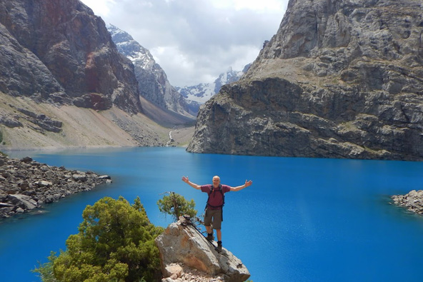 טג'יקיסטן: טרק בהרי פמיר