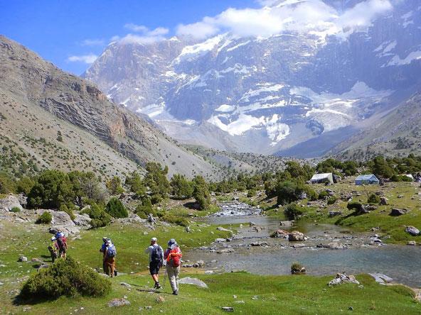 ופי שאין שני לו: טרק בהרי פמיר בטג'יקיסטן