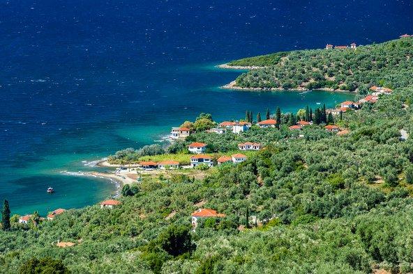 יוון הלא מוכרת – הרים, כפרים וחופים