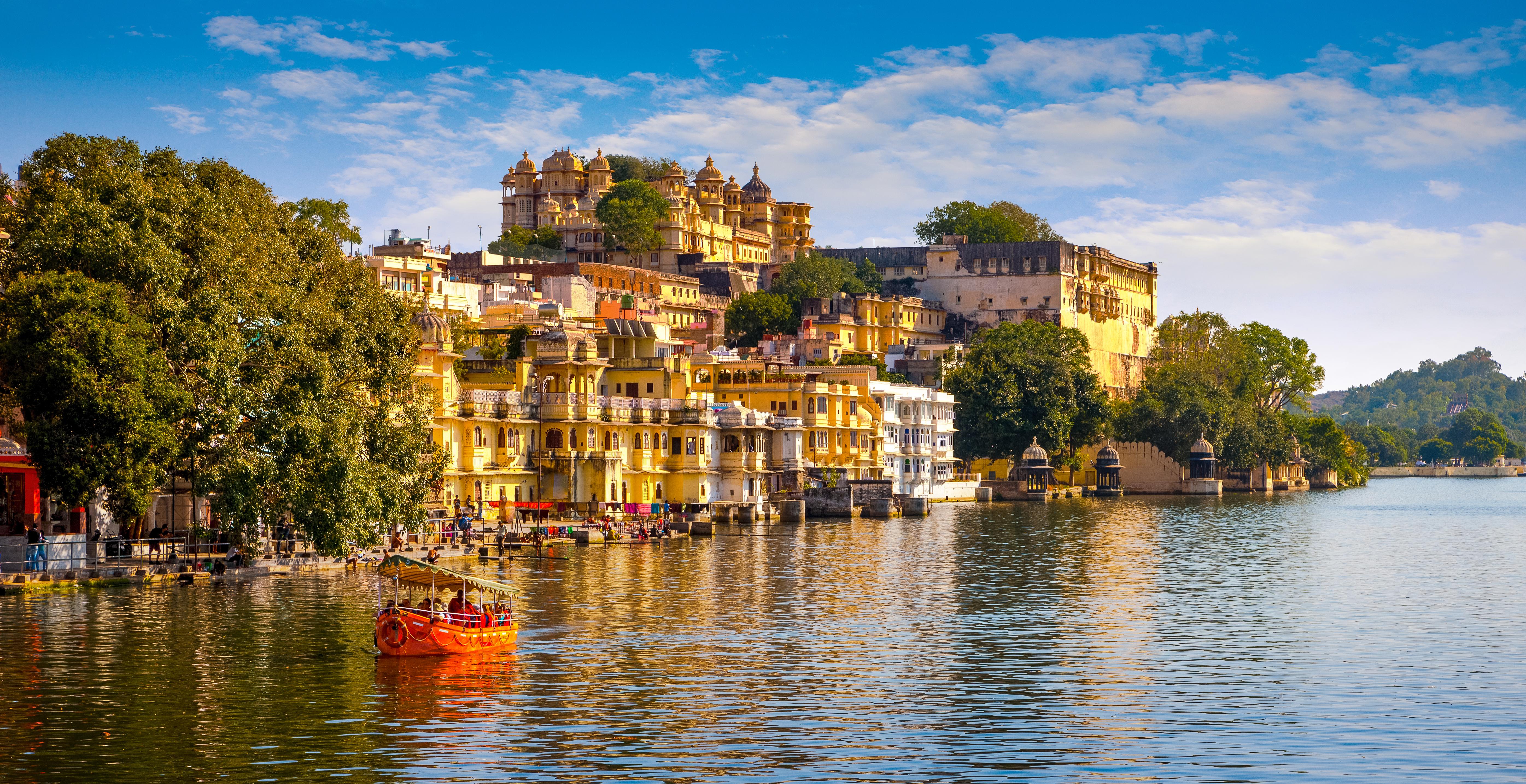 ממלכת המהרג'ות – רג'סטן, הודו