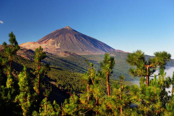 הר טיידה, ההר הגבוה ביותר באיים הקנריים ובספרד כולה