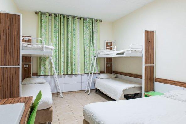 """חדר משפחתי באכסניית אנ""""א כרי דשא"""