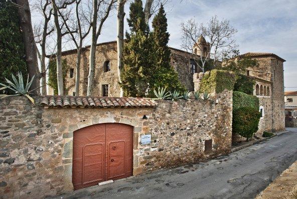 טירת פובול, בה התגוררה גאלה דאלי   צילום: Jordi RenArt_Patronat de Turisme Costa Brava Girona