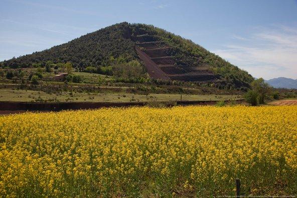 האזור הוולקני גארוצ'ה | צילום: Maria GELI i Pilar PLANAGUMÀ_Patronat de Turisme Costa Brava Girona