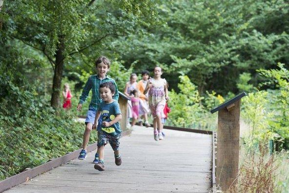 קיו גרדנס. ההנאה מובטחת גם לילדים | צילום: RBG Kew
