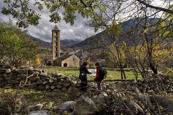 הכנסיות הרומנסקיות בעמק בוי הוכרזו כאתר מורשת עולמית | צילום: Aventura Pirineu_Turisme Pallars Sobirà