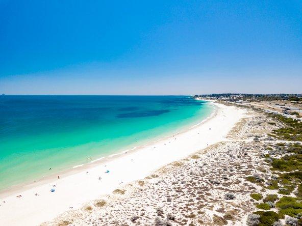 חוף Leighton, החוף הכי קריבי בפרת'