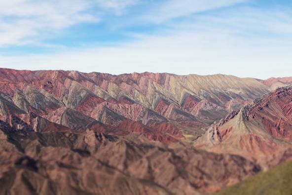 הר 14 הצבעים- הורקונל, בכפר הומאוואקה