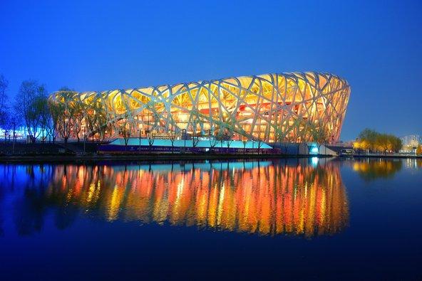 אצטדיון קן הציפור, שהושקעו בבנייתו 450 מיליון דולר