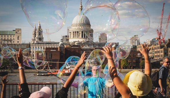 לונדון עם ילדים: ארבעה ימים בעיר ובסביבתה