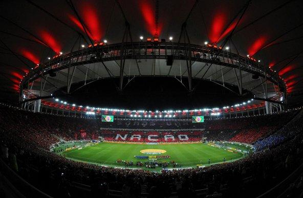 אצטדיון המרקנה המיתולוגי בריו   צילום: A.PAES / Shutterstock.com