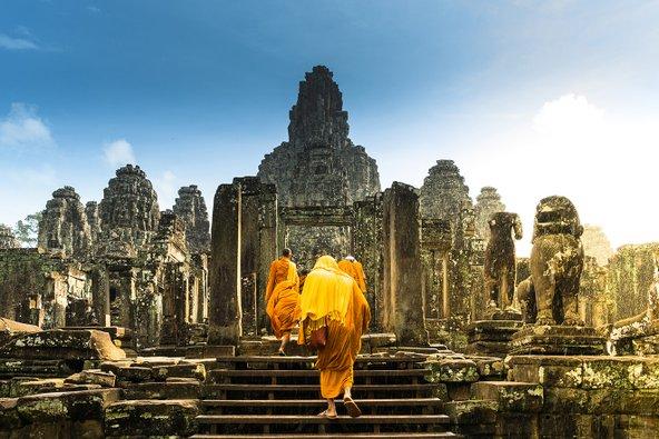 מקדש באיון, מהמרשימים שבמקדשי אנגקור