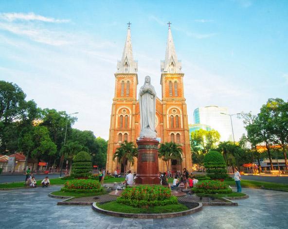 הו צ'י מין סיטי, הגדולה והמודרנית בערי וייטנאם