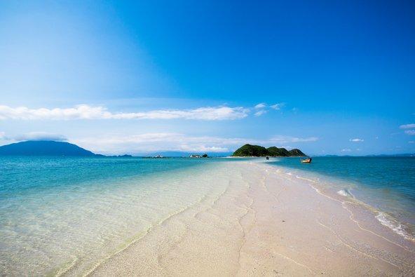 חוף חלומי בנה טראנג