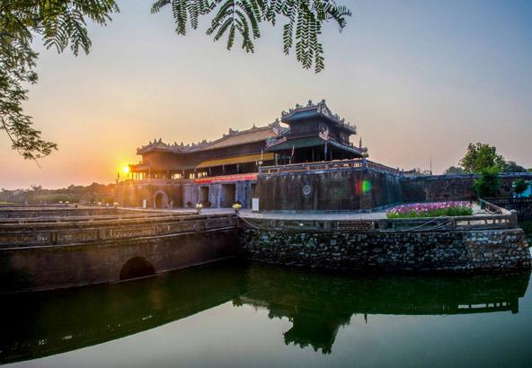 או אה, בירתה ההיסטורית של וייטנאם