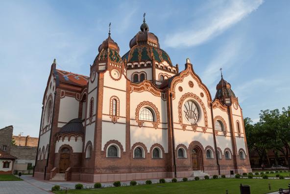 בית הכנסת בסובוטיצה, סרביה