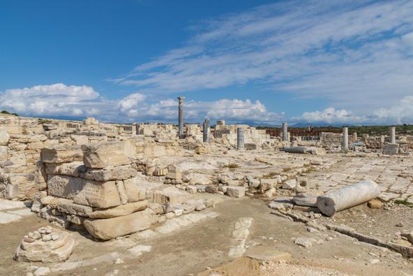 האתר הארכיאולוגי קוריון