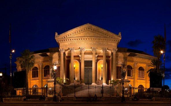 תיאטרון מאסימו, בית האופרה הגדול באיטליה