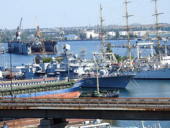 הנמל של אודסה. הרבה יותר ממקום לפריקה והעמסה של סחורות