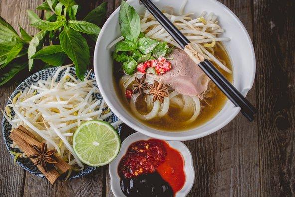 מרק פו, המאכל הלאומי של וייטנאם