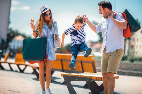 שופינג בהפלגה: חווית קניות מסחררת