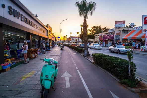 רחוב באיה נאפה