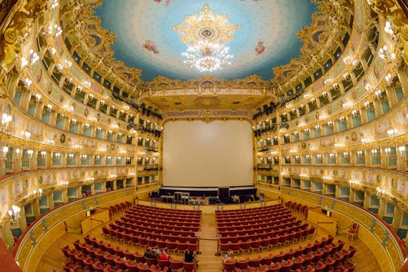 לה פניצ'ה, בית האופרה האגדי של ונציה