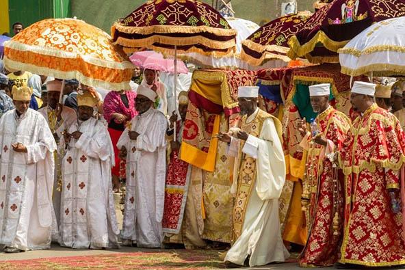 אתיופיה – חגיגות הטימקט והשבטים העתיקים
