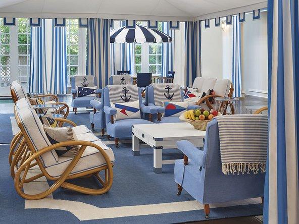 עיצוב רטרו מקסים במלון פארקר | | הצילום באדיבות Visit Palm Springs